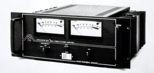 AEA 620 power amplifier - Analogue 620 the brute stereo power amplifier