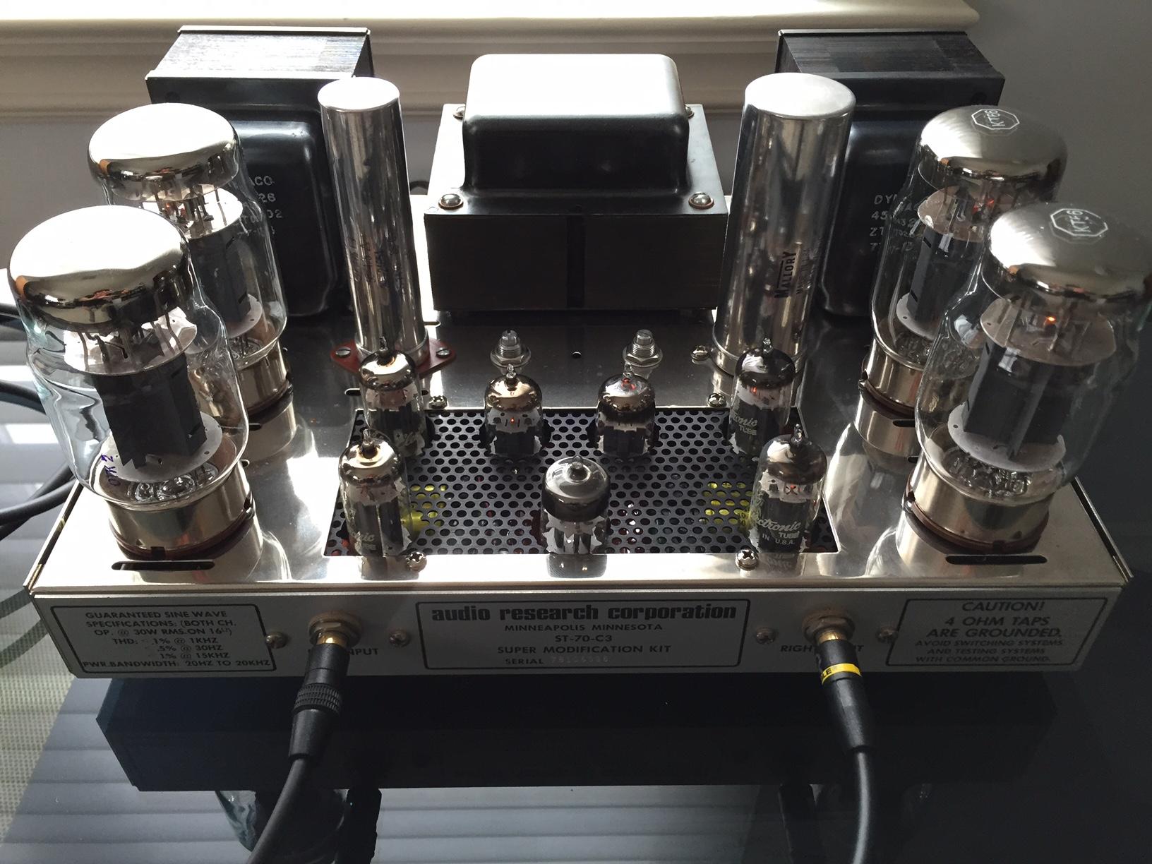 ARC ST70 Restoration - Analog Engineering Associates